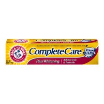 Arm & Hammer Complete Care Stain Defense Plus Whitening Baking Soda & Peroxide, 6.0 OZ