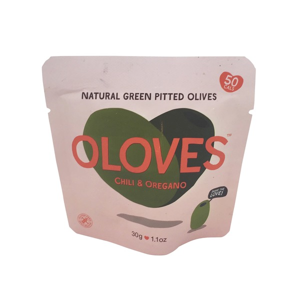 Oloves Hot Chilli Mama Green Olives