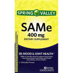 Spring Valley SAMe Dietary Supplement