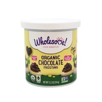 Wholesome! Organic Frosting Chocolate
