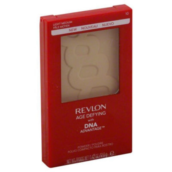 Revlon Age Defying Powder - Light Medium 10