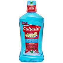 Colgate Total Daily Repair Fresh Mint Anticavity Fluoride Mouthwash