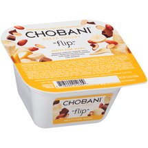 Chobani Flip Nutty for 'Nana Low-Fat Greek Yogurt