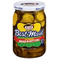 Best Maid Jalapeno Bread-N-Butters Pickles