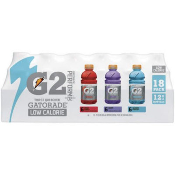 Gatorade G2 Series Low Calorie Variety Pack Sports Drink