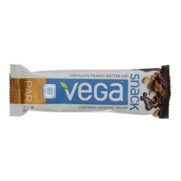 Vega Chocolate Peanut Butter Cup Snack Bar