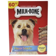 Milk Bone Flavor Snacks Small, 60.0 OZ