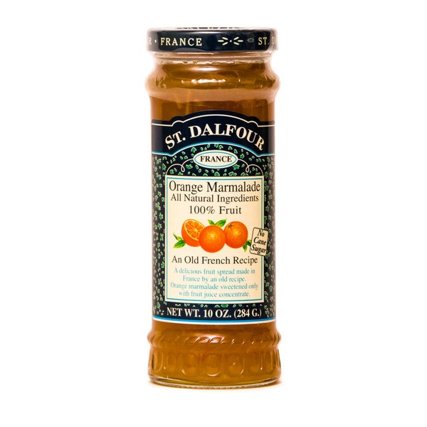 St. Dalfour Deluxe Orange Marmalade Fruit Spread