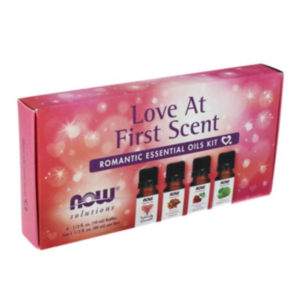 Now Solutions Love At First Scent Essential Oil Kit