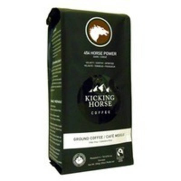 Kicking Horse Coffee 454 Horse Power Dark Ground