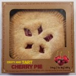 The Bakery at Walmart Double Crust Cherry Pie, 24 oz