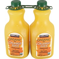 Kirkland Signature Organic Pasteurized Orange Juice