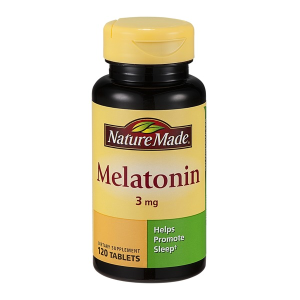 Nature Made Melatonin 3mg
