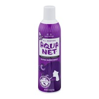 Aqua Net Aero Extra Super Hold Hairspray, Unscented
