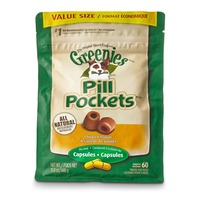 Greenies Pill Pockets Chicken Flavor Dog Treats