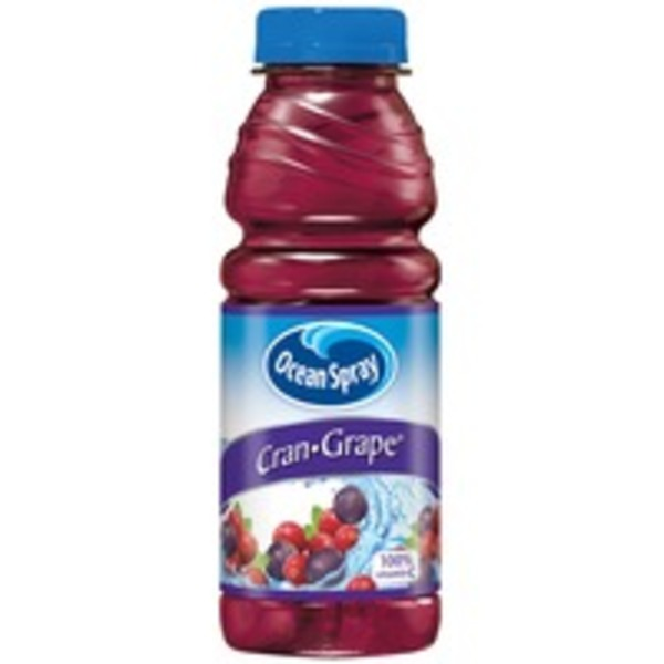 Ocean Spray Cran-Grape Juice Cocktail