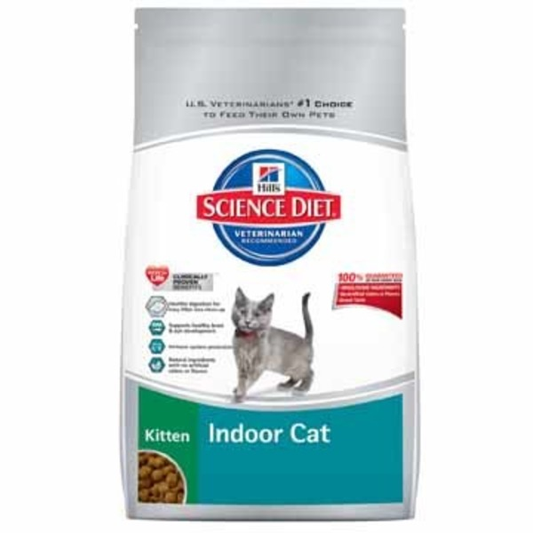 Hill's Science Diet Cat Food, Dry, Kitten (Up to 1 Year)