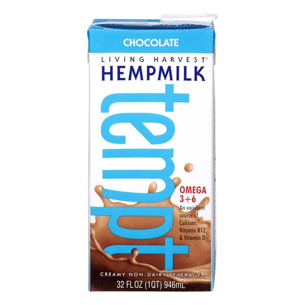 Tempt Living Harvest Tempt Hempmilk Chocolate Non-Dairy Beverage