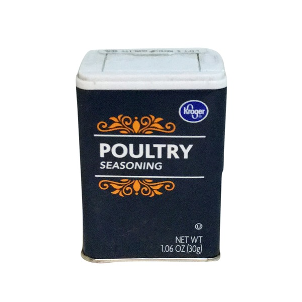 Kroger Poultry Seasoning