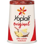 Yoplait Original Pina Colada Yogurt, 6 oz, 6.0 OZ