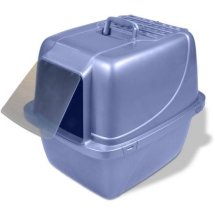 Van Ness Products Pureness Cat Litter Pan, Enclosed, Extra-Giant, 1 pan