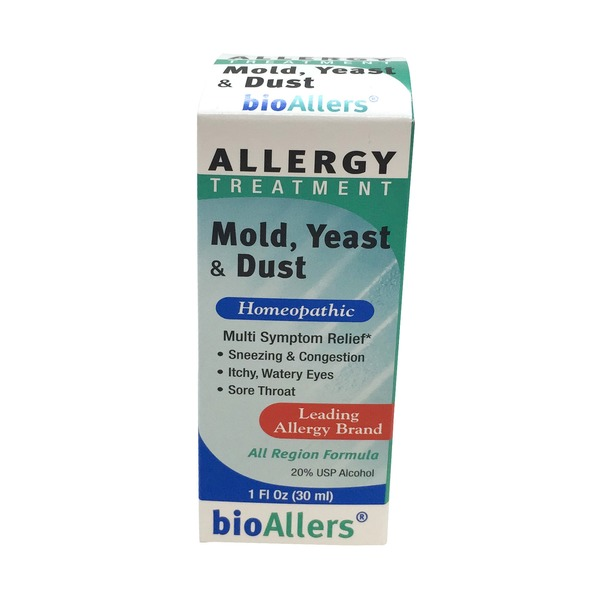 bioAllers Mold, Yeast & Dust Relief