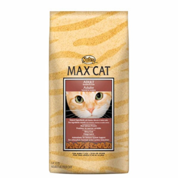 Nutro Max Cat Adult Cat Food Salmon Flavor