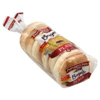 Pepperidge Farm Plain Pre-Sliced Bagels