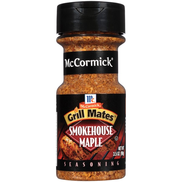 Mccormick Grill Mates Smokehouse Maple Seasoning