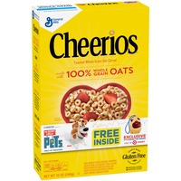 General Mills Cheerios Toasted Whole Grain Cereal