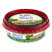 Sabra Greek Yogurt Dip Spinach Parmesan