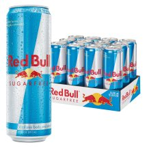 Red Bull Sugarfree Energy Drink, 20 Fl Oz, 1 Count