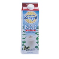 International Delight Nog Classic Festive Diary Beverage