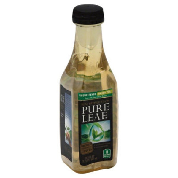 Lipton Pure Leaf Unsweetened Green Tea Iced Tea