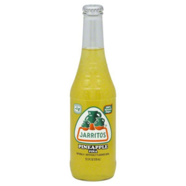 Jarritos Pineapple Soda