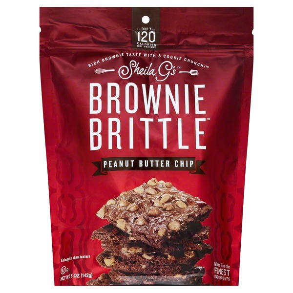 Brownie Brittle Peanut Butter Chip