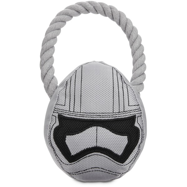 Star Wars Captain Phasma Dog Tug Toy 5