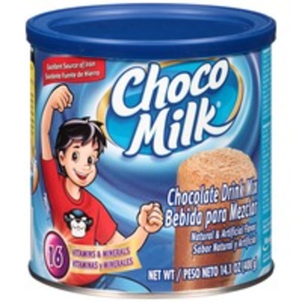 Choco Milk Chocolate Drink Mix
