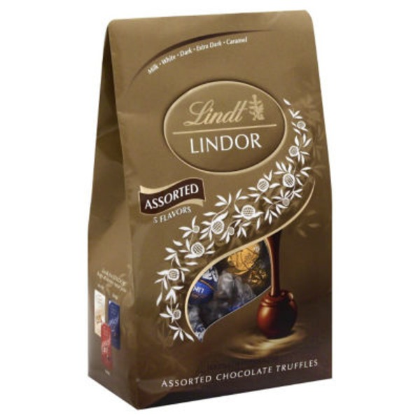 Lindt Lindt Lindor Assorted Chocolate Truffles