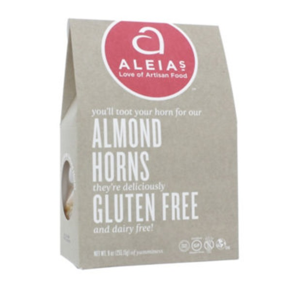 Aleia's Almond Horns