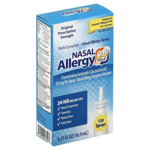 Geiss Destin & Dunn Nasal Allergy Spray