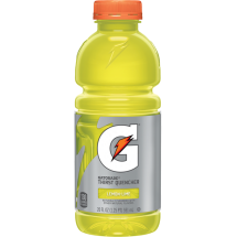 Gatorade Thirst Quencher Sports Drink, Lemon-Lime, 20 Fl Oz, 1 Count