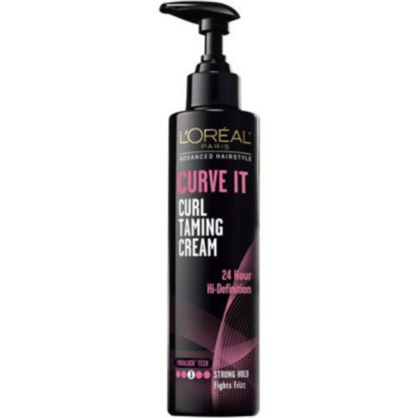 Advanced Hairstyle Curve It Curl Taming Gel-Cream