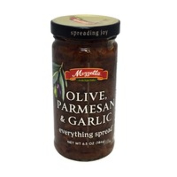 Mezzetta Olive Parmesan & Garlic Everything Spread
