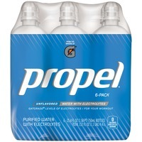 Propel with Electrolytes Unflavored Water