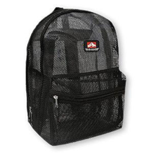 Trailmaker Mesh Backpack, Assorted Colors