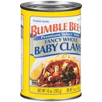 Bumble Bee Fancy Whole Baby Clams