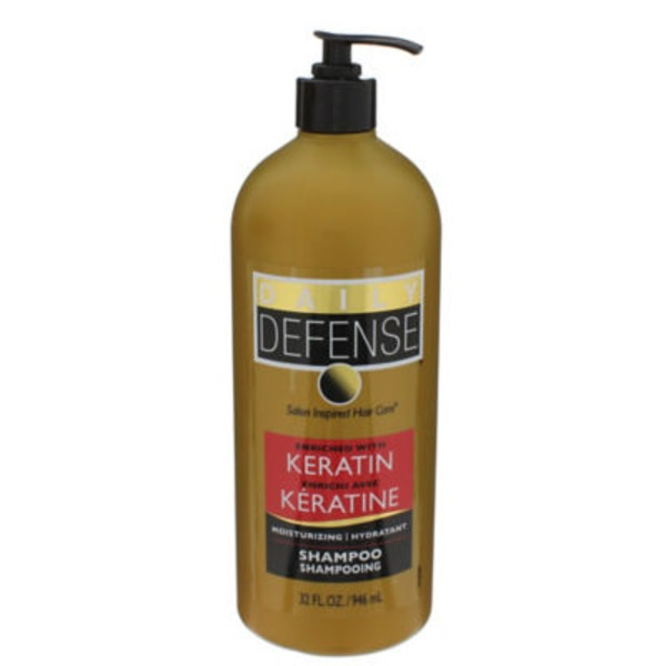 Daily Defense Keratin Shampoo