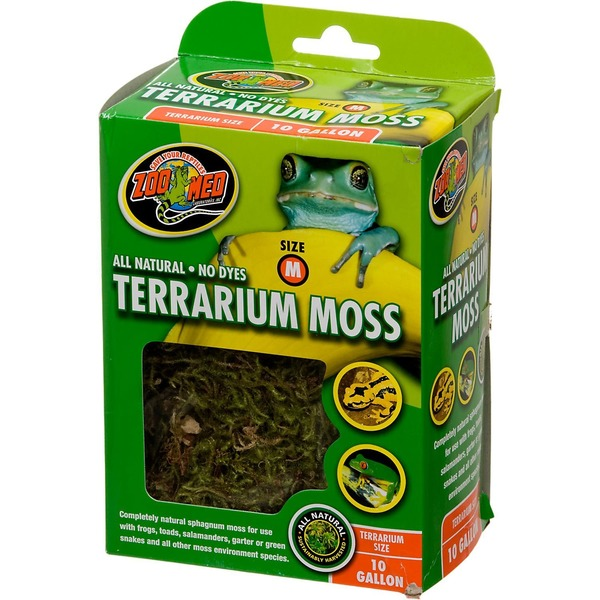 Zoo Med All Natural No Dyes Terrarium Moss