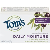 Tom's of Maine Daily Moisture with Olive Oil & Vitamin E Beauty Bar